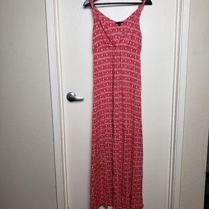 GAP Geometric Maxi Dress